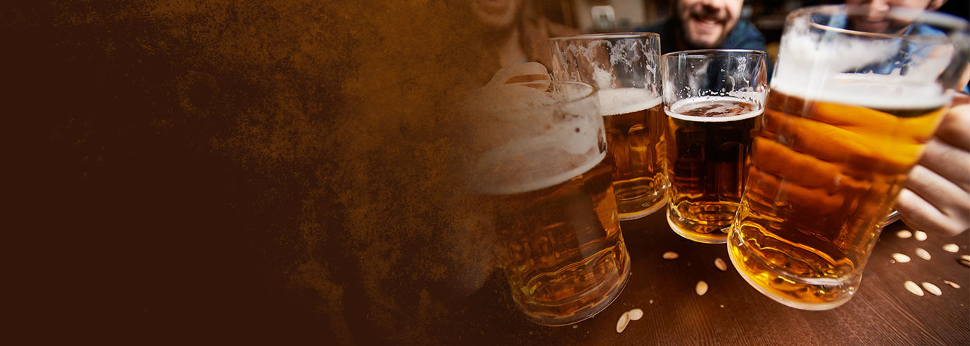 Sports Grill - April 7th National Beer Day